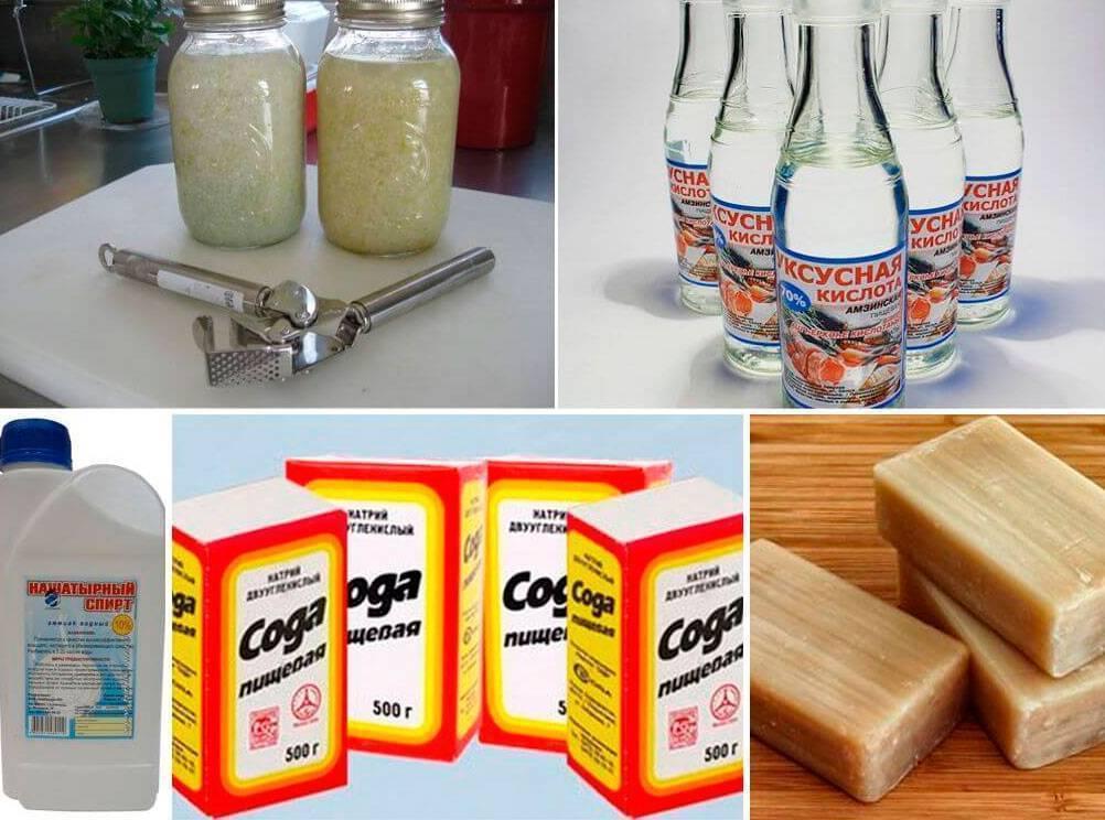 Как применять хозяйственное мыло от тли
