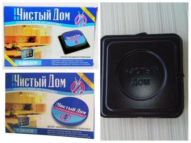 Гель от тараканов «чистый дом» (20 гр): инструкция по применению и реальные отзывы