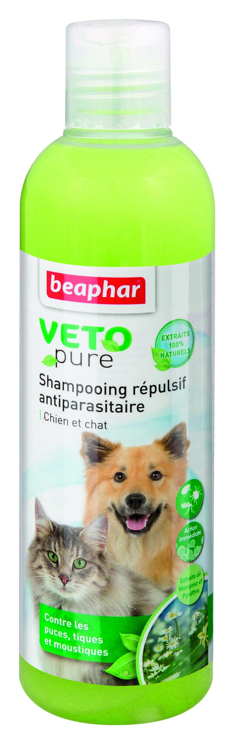 Шампуни от блох для собак: выбираем безопасные и эффективные
