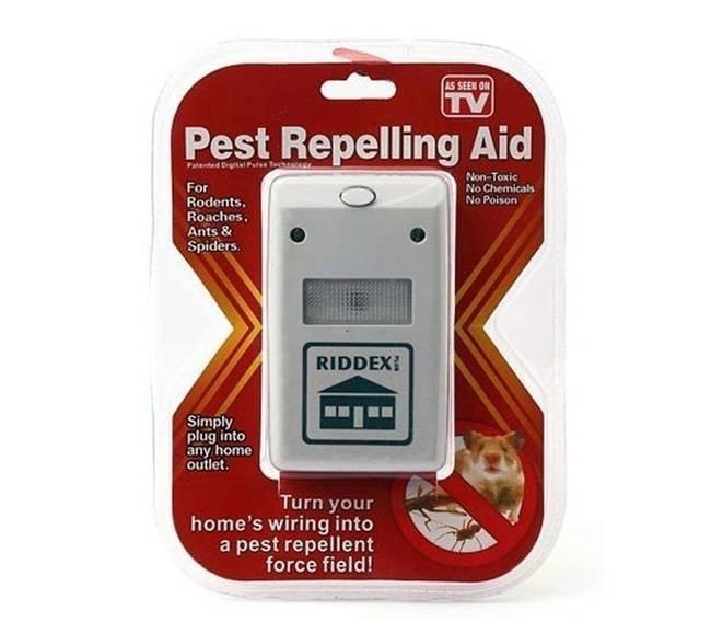 Pest repeller – отпугиватель насекомых и грызунов