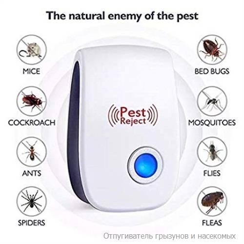 Эффективны ли ультразвуковые отпугиватели против тараканов?