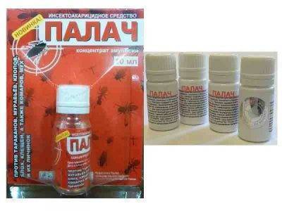 Средство от клопов палач: эффективно избавляемся от паразитов