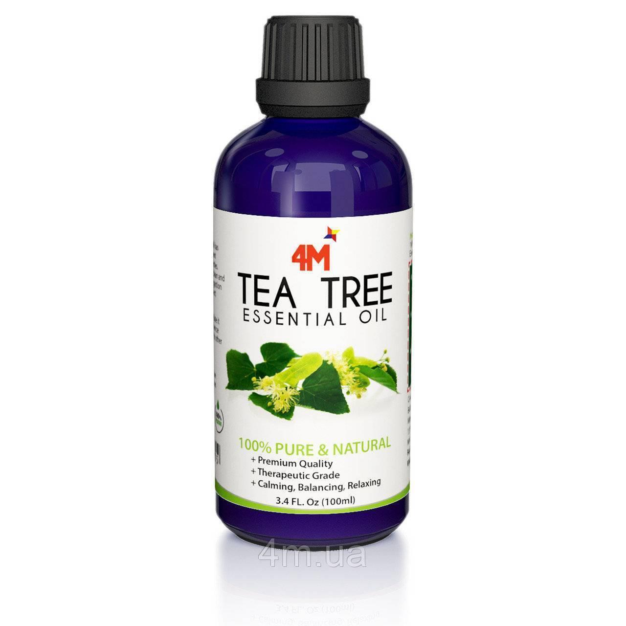 Использование масла чайного дерева от вшей и гнид: способы применения и противопоказания