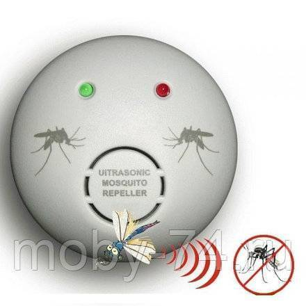 Виды ультразвуковых отпугивателей насекомых: выбираем и используем