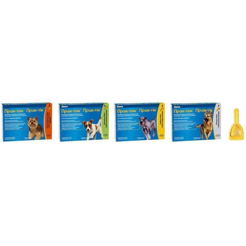 Инспектор для собак против блох и клещей: инструкция