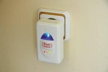 Как работает и для чего используется отпугиватель pest reject?