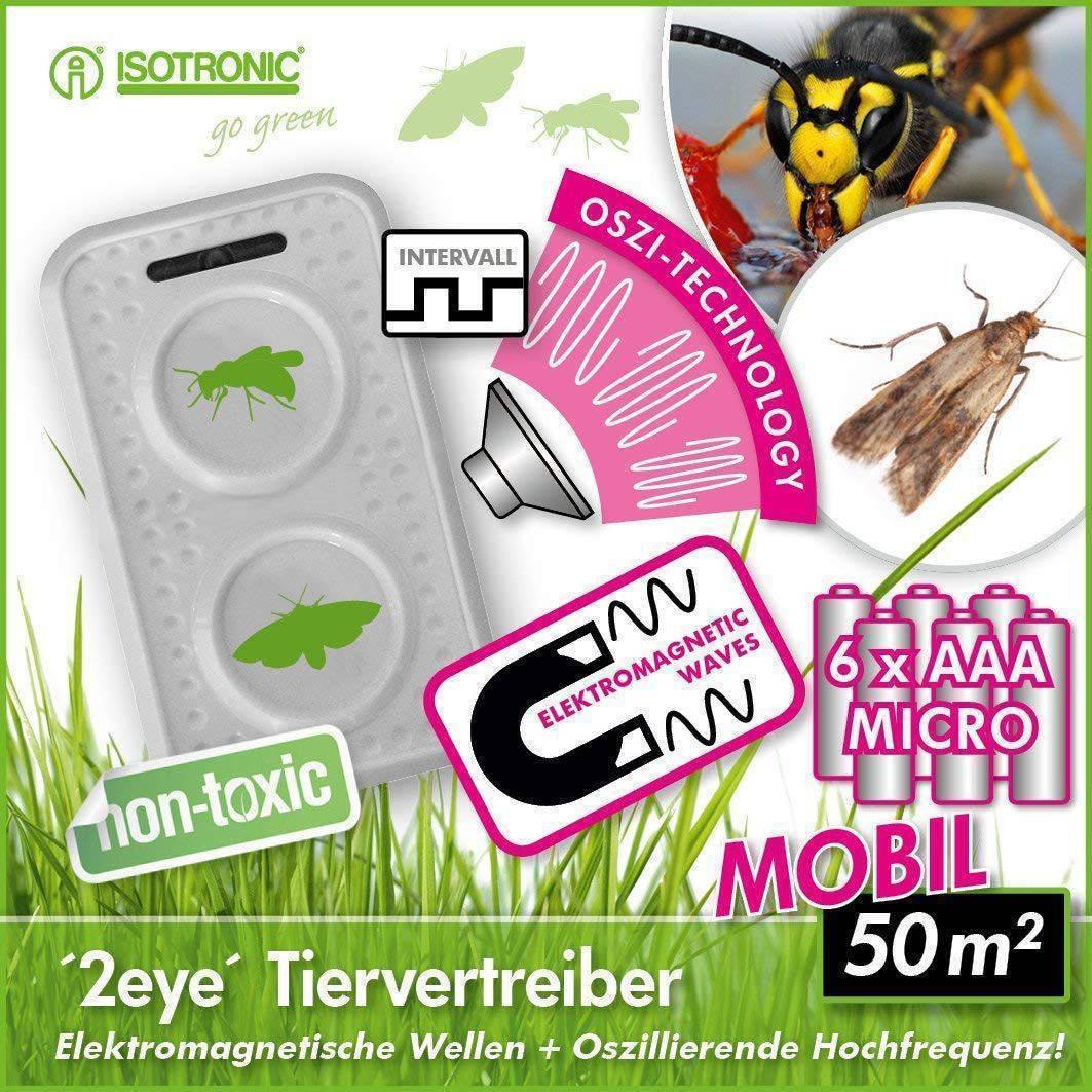 Отпугиватели или уничтожители комаров и мух: что выбрать?