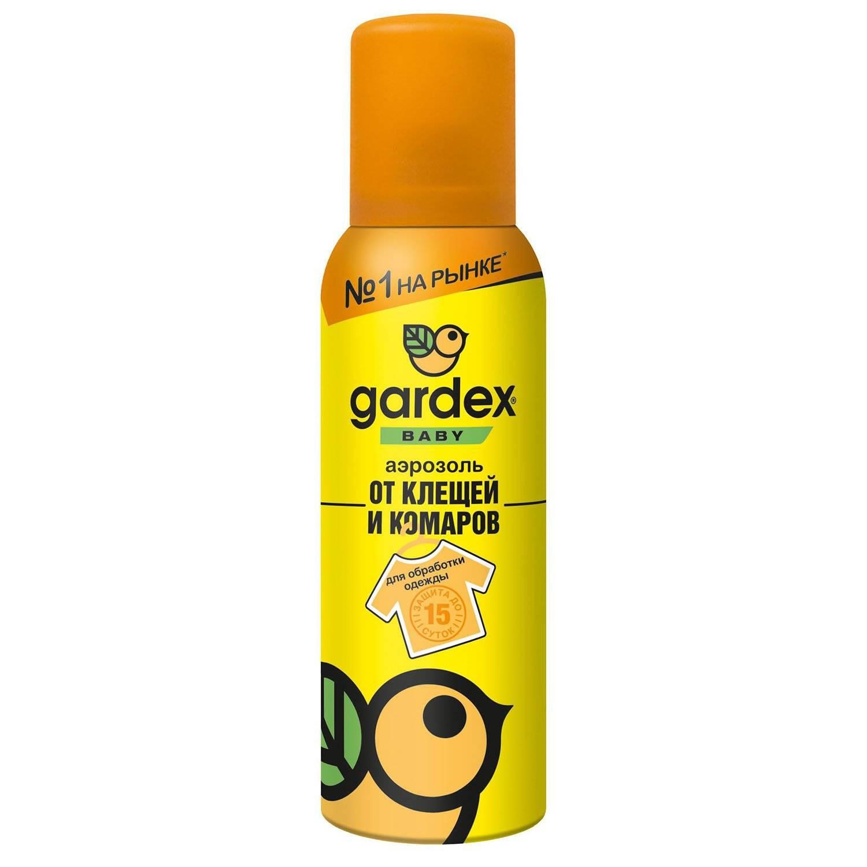 19 лучших средств гардекс (gardex, gardex extreme) от клещей и кровососущих насекомых