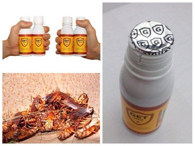 Get гет от тараканов современные технологии