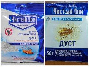 Эффективные инсектицидные средства для борьбы с тараканами в жилом помещении