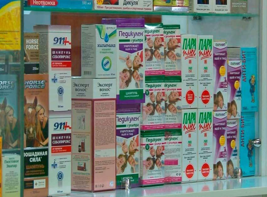Вши у ребенка — самые эффективные средства лечения