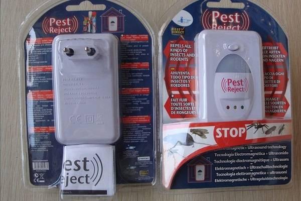 Правдивые отзывы: «пест реджект» - лучший прибор по борьбе с насекомыми и грызунами