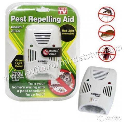 Как использовать пест репеллер от тараканов: правила применения