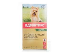 Инструкция адвантикс для собак