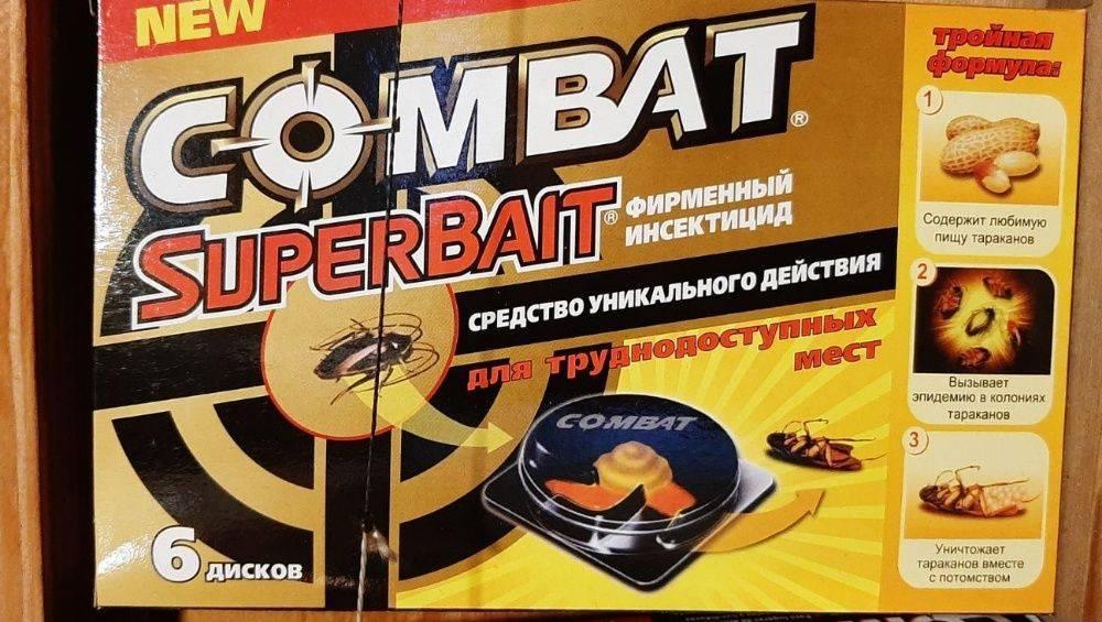 Как правильно применять комбат от тараканов