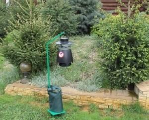 Ловушки для комаров на улице - обзор тепловых, водяных, газовых, ультрафиолетовых и инсектицидные с описанием