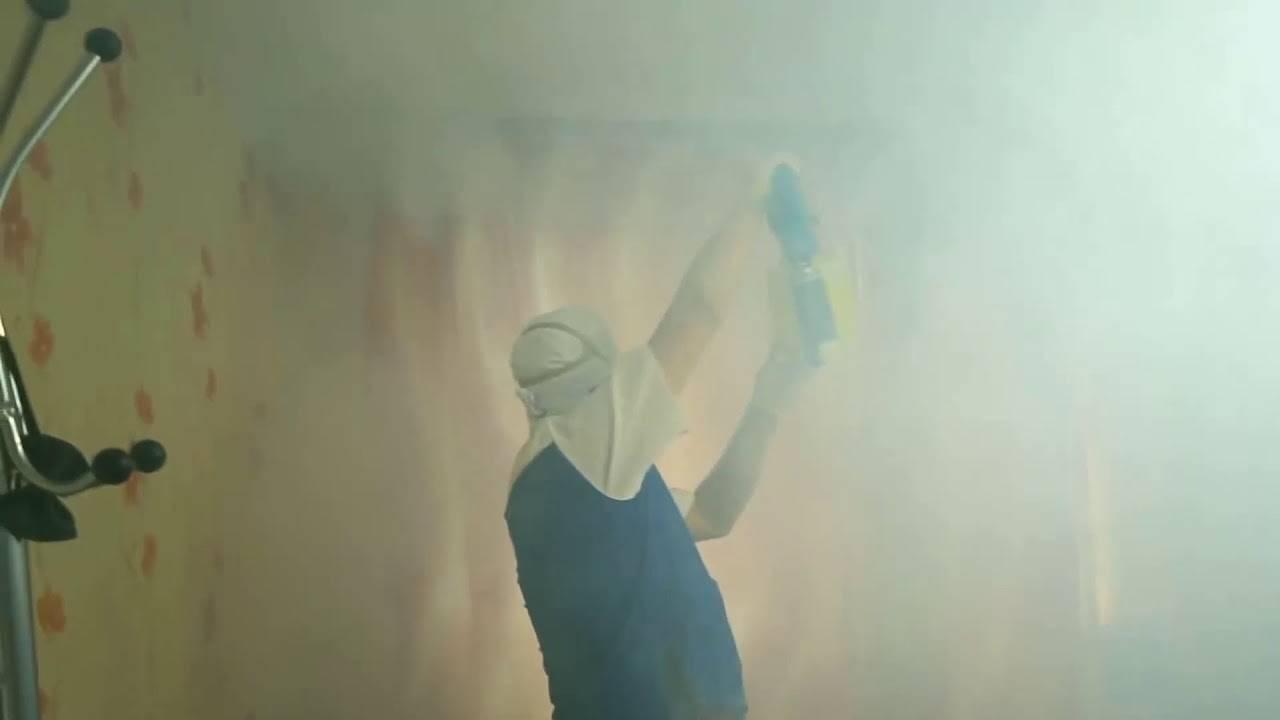 Обработка квартиры от клопов горячим туманом