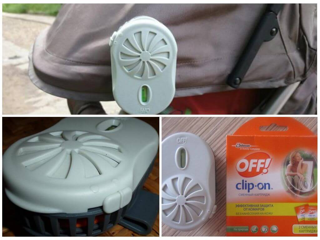 Кнопка bikit guard от комаров