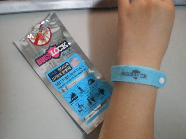Взрослые и детские браслеты от комаров