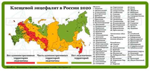 Клещи в подмосковье 2020 – опасность рядом
