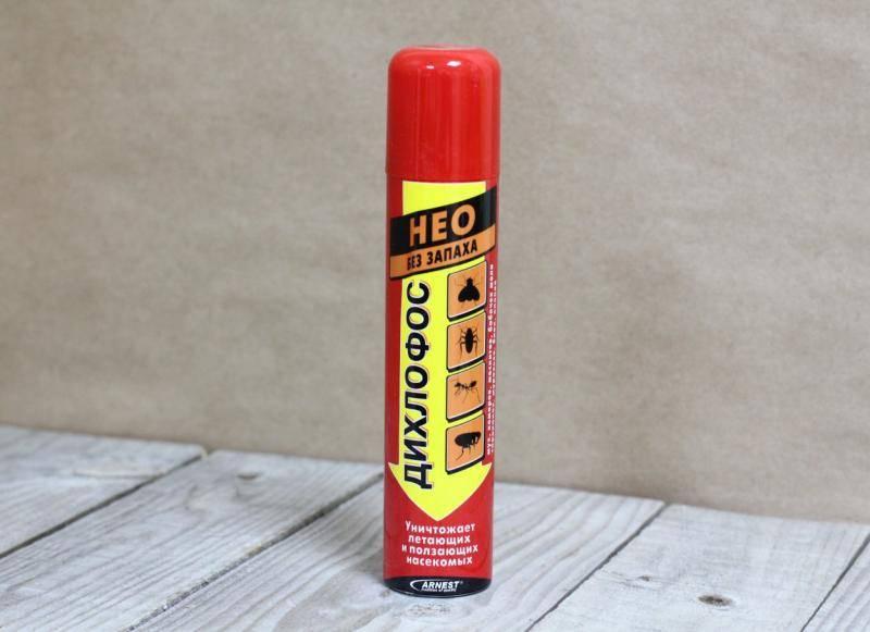 Дихлофосы без запаха от тараканов