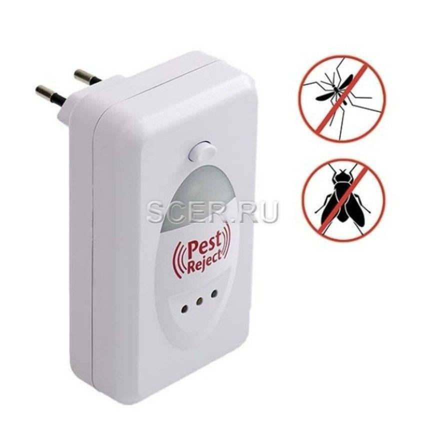 Отзывы об ультразвуковом отпугивателе грызунов и насекомых пест реджект (pest reject)
