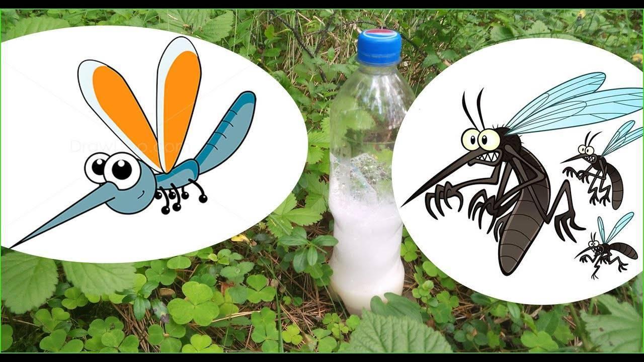 Средства от укусов комаров и мошек для детей