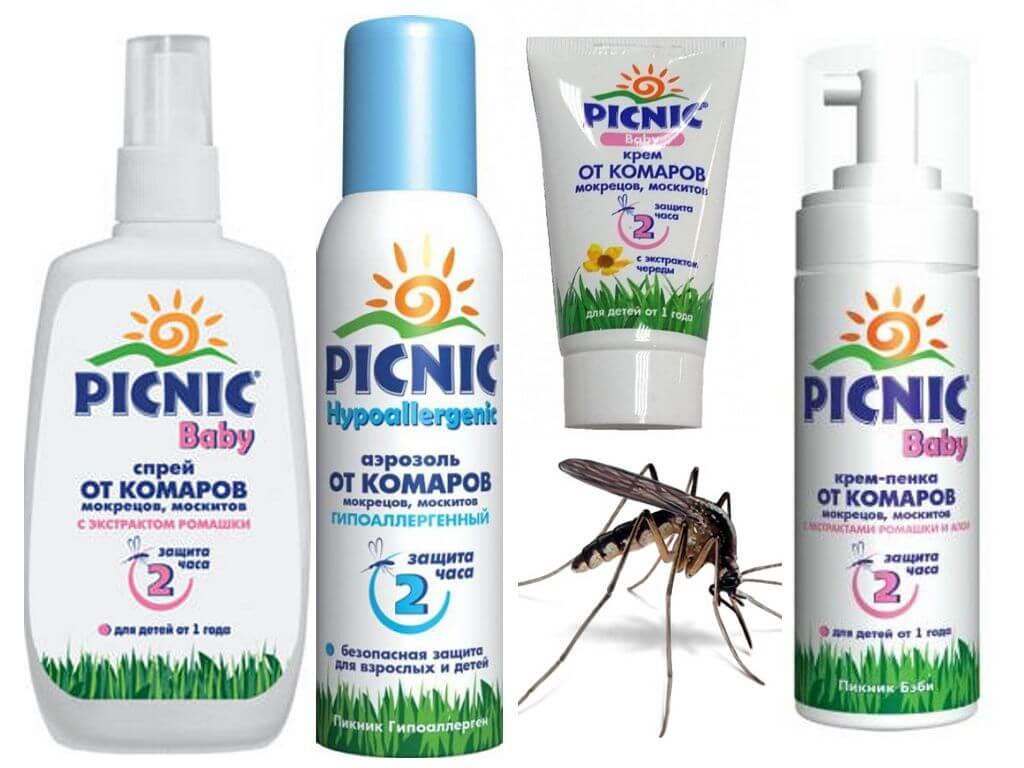 Как защитить своего ребенка летом от комаров?
