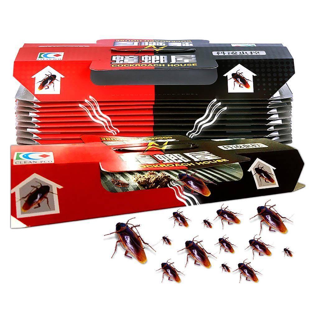 Преимущества ловушек от тараканов. способы изготовления ловушек своими руками