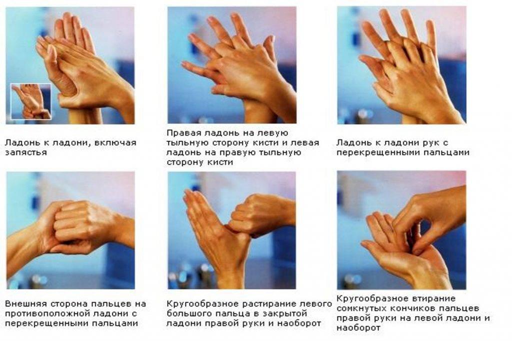 Антисептик для рук — спрей, карманный