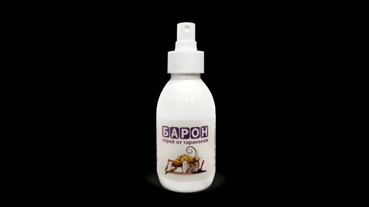Средство барон от тараканов