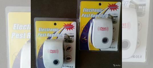 Устройство от насекомых и грызунов pest reject – надежный отпугиватель по доступной цене
