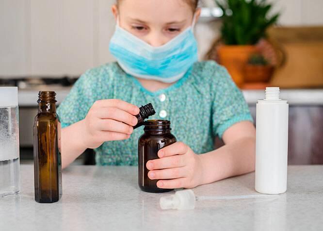 Как сделать домашний гель антисептик своими руками: 3 простых рецепта