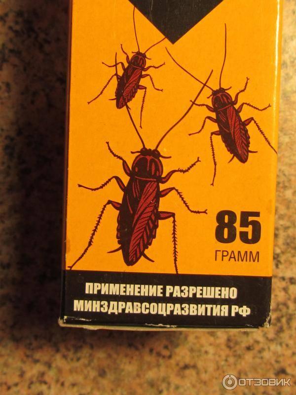 Прошка Домовой гель от тараканов