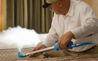 Туман от тараканов: современный метод борьбы с тараканами