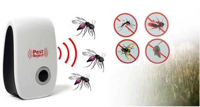 Что нужно знать об ультразвуковых отпугивателях комаров?