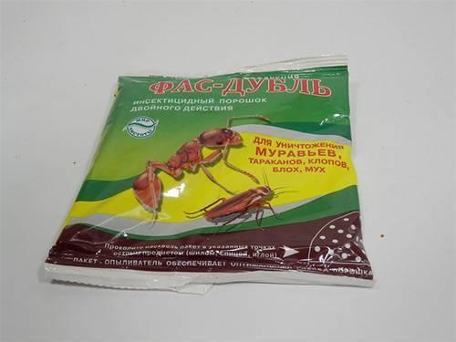 Какие виды порошков от тараканов пользуются популярностью у покупателей?