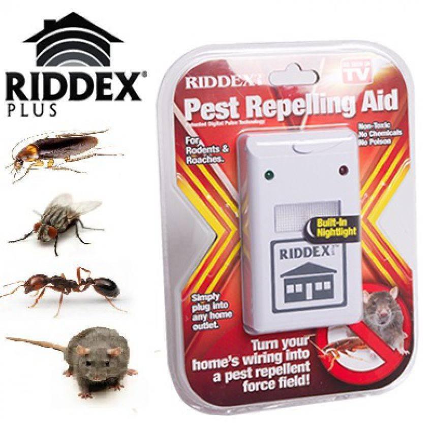 Как использовать ультразвуковой отпугиватель муравьев?