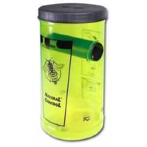 Изготовление ловушки для ос из пластиковой бутылки своими руками