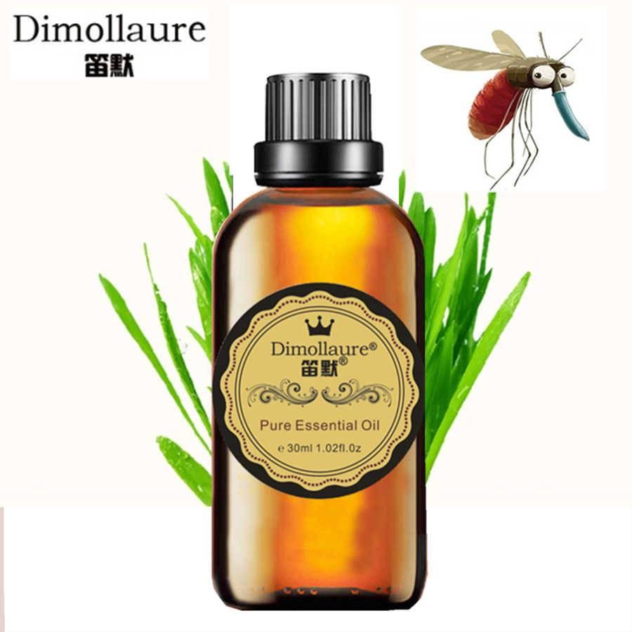 Чем полезно эфирное масло цитронеллы или лимонной травы?