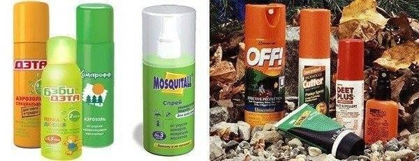 Cпрей от комаров: выбираем лучший аэрозоль
