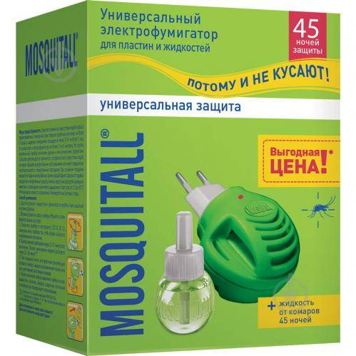 Натуральные средства защиты от комаров